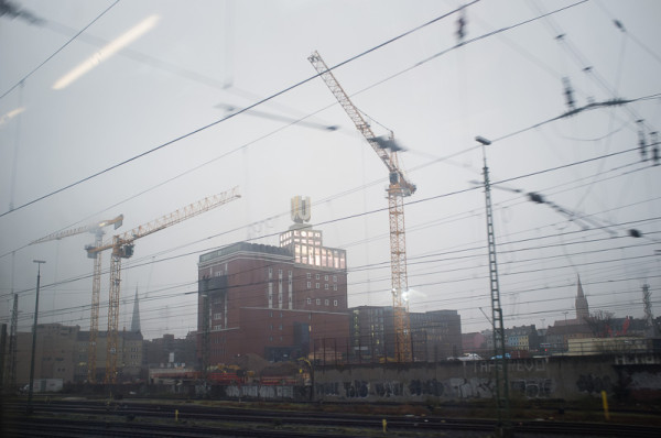 Dortmunder U Hauptbahnhof Bahn