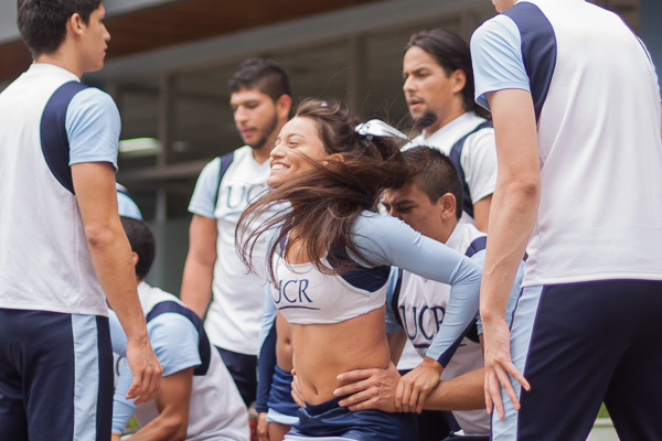 Cheerleader Costa Rica Manuela Doerr-8