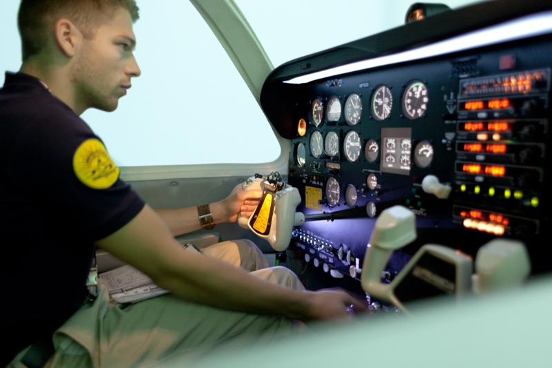 Lufthansa Nachwuchspilot
