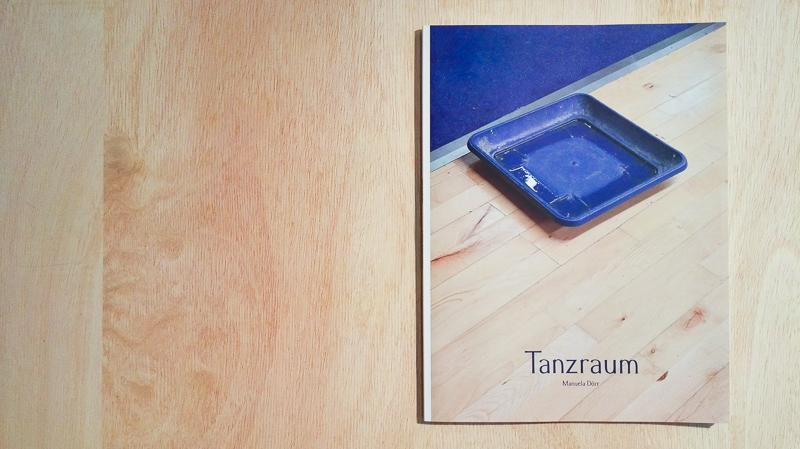 Titelbild vom Fotobuch Tanzraum